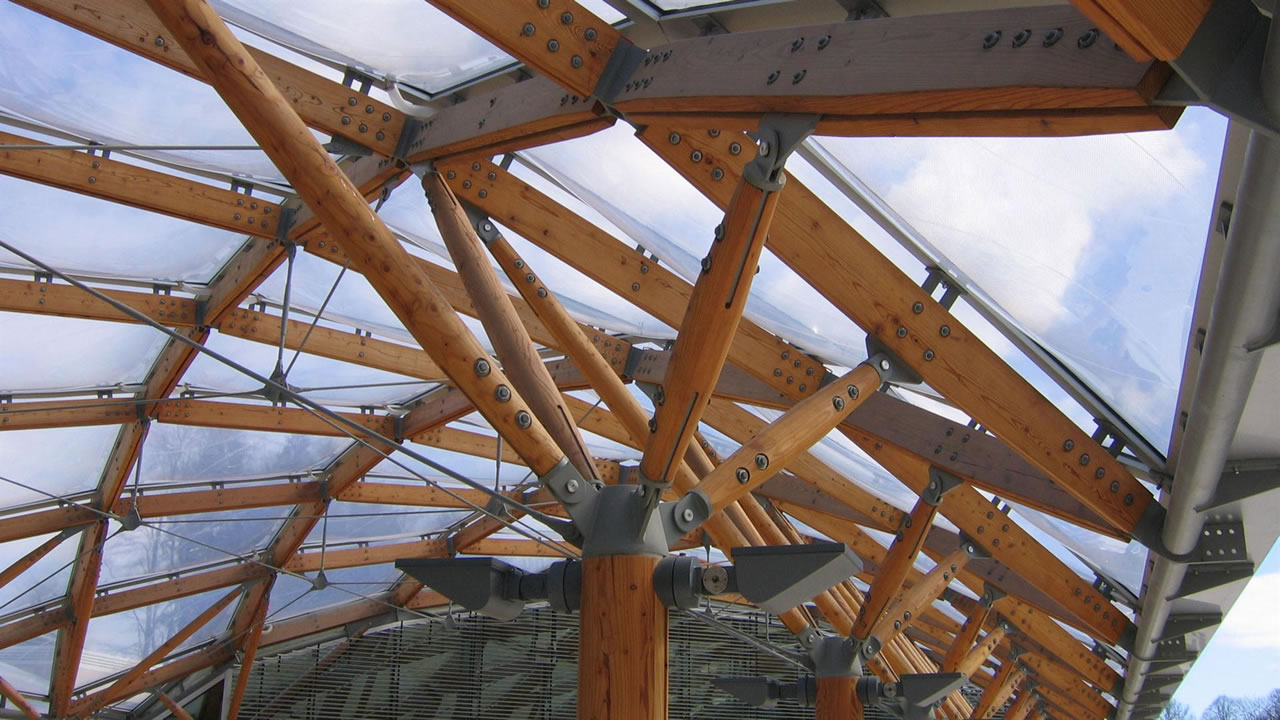 Alnwick Gardens Pavilion Sh Structures